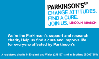 Parkinson's UK Lincoln Branch